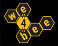 we4bee ist eine vom renommierten Bienenforscher Prof. Dr. Jürgen Tautz ins Leben gerufene gemeinnützige Organisation, die Bienenstöcke mit verschiedenen Sensoren ausstattet und kostenlos an Schulen, Imker, Universitäten und andere Institutionen ausgibt, um ein weltweites Netzwerk von we4bee-HighTech-Bienenstöcken aufzubauen.