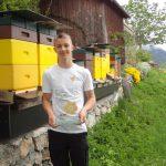 Simon Erhard - Imker des Jahres